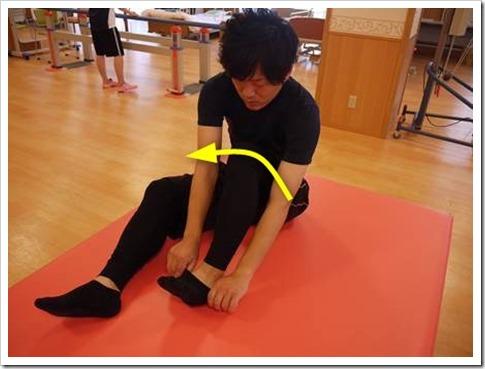 人工股関節置換術人工骨頭置換術脱臼肢位3