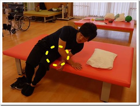 人工股関節置換術人工骨頭置換術脱臼肢位5