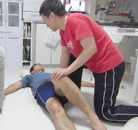 アスリートの腸腰筋の痛み 改善はやっぱり立位から8