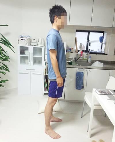 アスリートの腸腰筋の痛み 改善はやっぱり立位から2