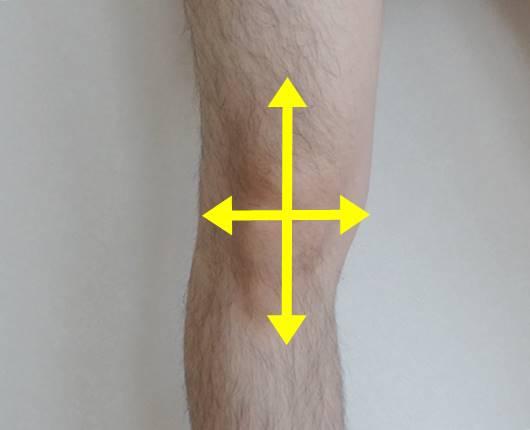 膝蓋骨の解剖、その役割と可動性。お皿はどれぐらい動くのか?15