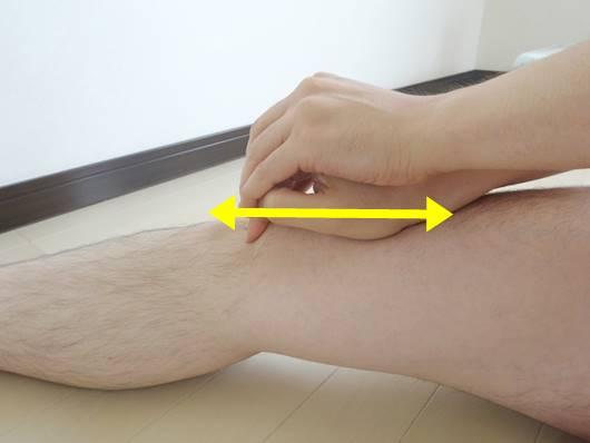 膝蓋骨の解剖、その役割と可動性。お皿はどれぐらい動くのか?19