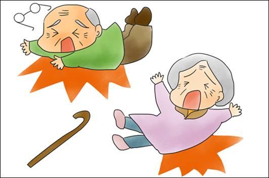 高齢者の転倒とバランス能力低下の関係を分かりやすく解説